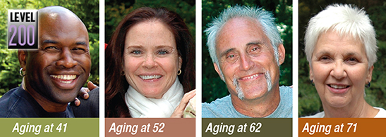 Celebrating the Fine Art of Aging